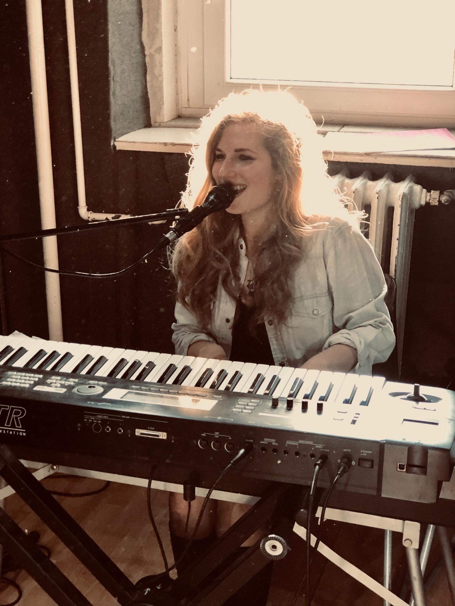 Gerendás Hanna zongora orak